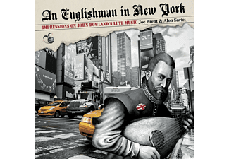 Alon Sariel, Joseph Brent - An Englishman in New York - (CD)