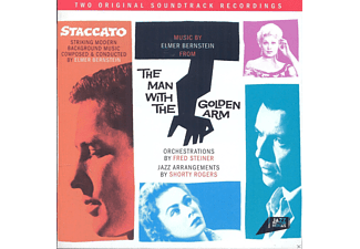VARIOUS - Staccato / Man With The Golden Arm - (CD)
