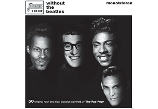 Fab Four - Without The Beatles - (CD)