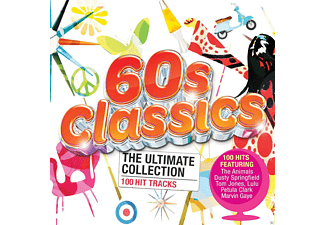 VARIOUS - 60s Classics - The Ultimate Collection - (CD)