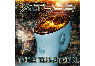 Atyss - Time Dilation - (CD)