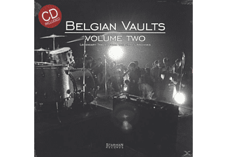 VARIOUS - Belgian Vaults Vol. 2 - Legendary Tracks From The 60's Archives [CD]