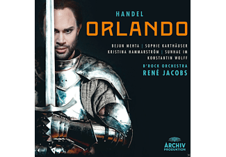 VARIOUS, B'Rock Orchestra - Orlando - (CD)