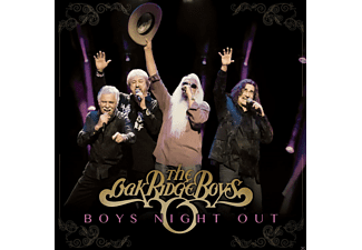 The Oak Ridge Boys - Boys Night Out - (CD)
