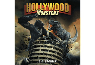 Hollywood Monsters - Big Trouble - (CD)
