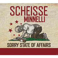 Scheisse Minnelli - Sorry State Of Affairs [CD]