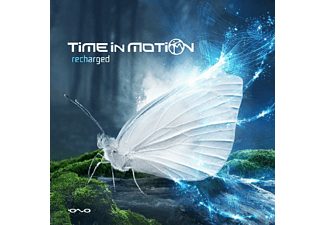 Time In Motion - Recharged - (CD)
