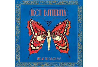 Iron Butterfly - Live At Galaxy 1967 - (CD)