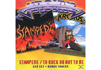 Krokus - Stampede/To Rock Or Not To Be - (CD)
