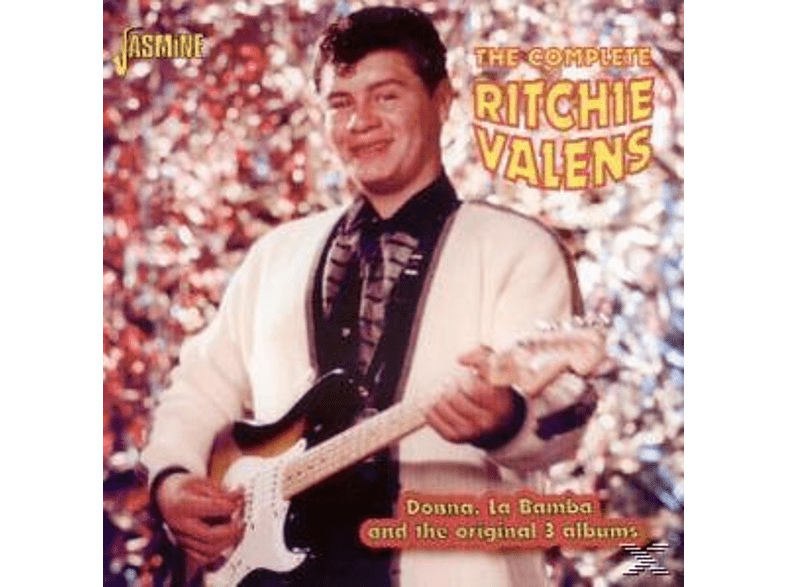 Ritchie Valens - Complete Ritchie Valens [CD]