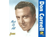Don Cornell - Most of All [CD]