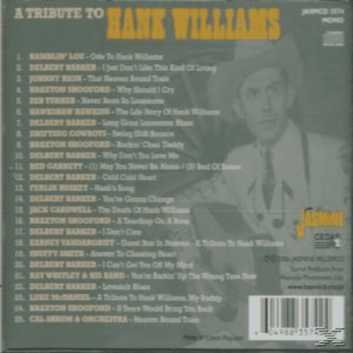 A Tribute To-Hank Williams