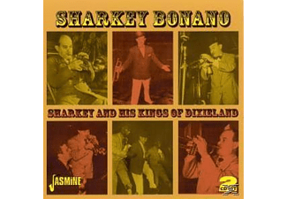 Sharkey Bonano - Sharkey & His Kings Of Dixieland - (CD)