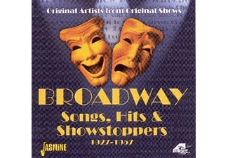 VARIOUS - Broadway Songs,Hits & Showstoppers - (CD)