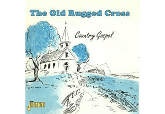 VARIOUS - The Old Rugged Cross-Country Gospel - (CD)