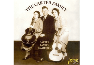 The Carter Family - Carter Family Favorites - (CD)