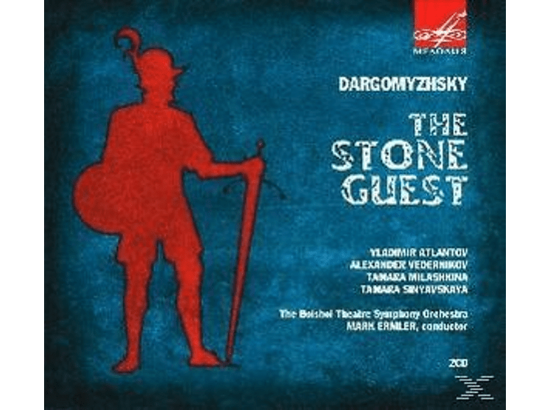 VARIOUS - The Stone Guest [CD]