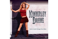 Kimberley Dahme - Can't A Girl Change Her Mind? [CD]