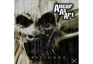 Anger As Art - Disfigure - (CD)