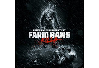 Farid Bang - Killa (Limited Deluxe Edition) - (CD + DVD)