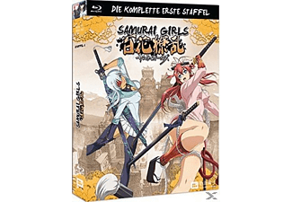 Samurai Girls - Staffel 1 - (Blu-ray)