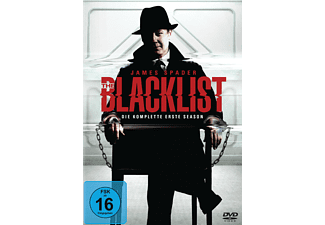 The Blacklist - Staffel 1 - (DVD)