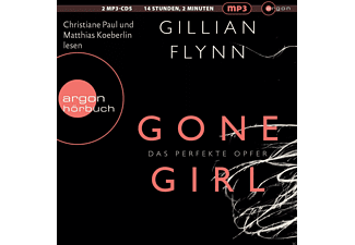 Gone Girl-Das Perfekte Opfer - 2 MP3-CD - Krimi/Thriller