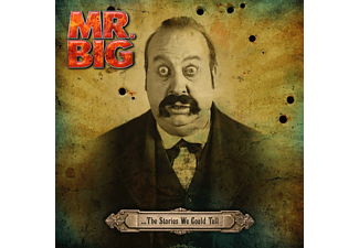 MR.BIG - ...The Stories We Could Tell (Digipak) - (CD)