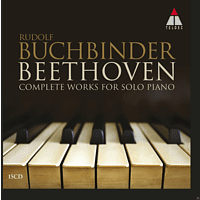 Rudolf Buchbinder - Complete Works For Solo Piano [CD]