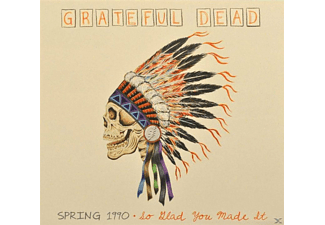 Grateful Dead - Spring 1990, So Glad You Made It - (CD)