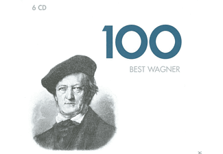 VARIOUS - 100 Best Wagner - (CD)