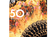 VARIOUS - 50 Best Operetta [CD]