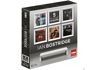 Ian Bostridge - Ian Bostridge - Five-In-One - (CD)