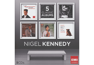 Nigel Kennedy - Nigel Kennedy-Five-In-One - (CD)