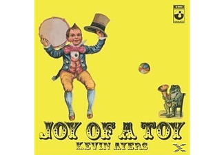 Kevin Ayers - Joy Of A Toy - (CD)