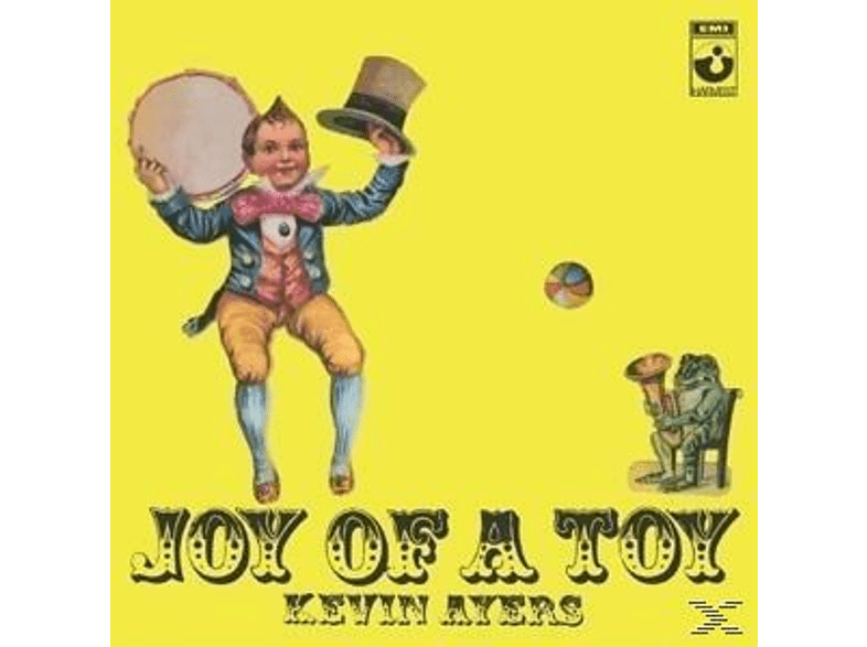 Kevin Ayers - Joy Of A Toy [CD]