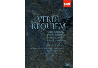 Berliner Philharmoniker, Swedish Radio Chorus, Eric Ericson Chamber Choir, Orfeon Donostiarra - Messa Da Requiem [DVD]