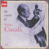 VARIOUS, Casals Pablo - The Sound Of Pablo Casals [CD]