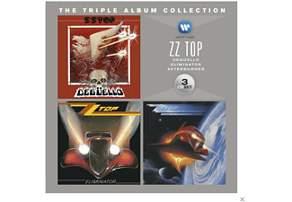 ZZ Top - The Triple Album Collection - (CD)
