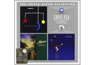 Chris Rea - Triple Album Collection - (CD)