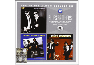 The Blues Brothers - The Triple Album Collection - (CD)