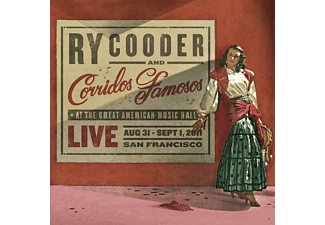 Ry Cooder, Corridos Famosos - LIVE IN SAN FRANCISCO - (CD)