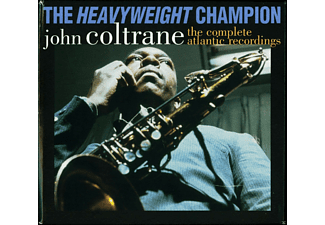 John Coltrane - Heavyweight Champion - The Complete Atlantic Recordi - (CD)