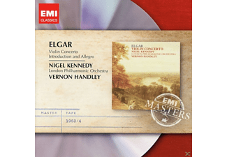 Nigel Kennedy, The London Philharmonic Orchestra - Violinkonzert [CD]