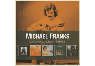 Michael Franks - ORIGINAL ALBUM SERIES - (CD)