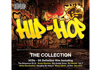 Various - Hip-Hop - The Collection - (CD)