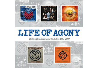 Life Of Agony - The Complete Roadrunner Collection 1993-2000 - (CD)