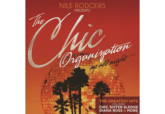VARIOUS - The Chic Organization - Up All Night [CD]