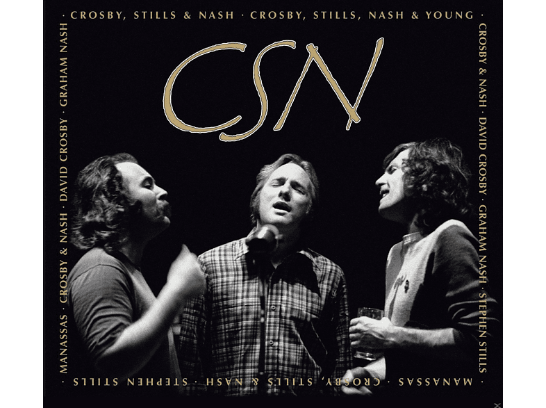 Crosby, Stills & Nash - Csn (4 Cd Box) [CD]