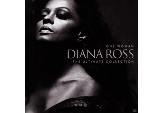 Diana Ross - One Woman - The Ultimate Collection (CD)
